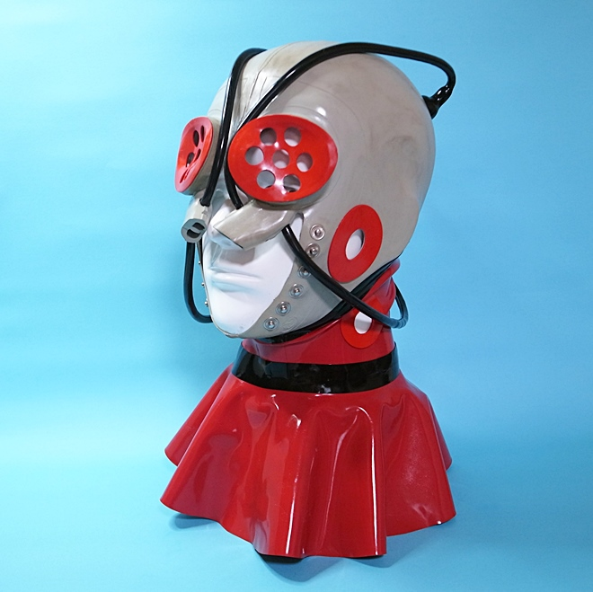 【Latex Moscow】Mask Bee[M]