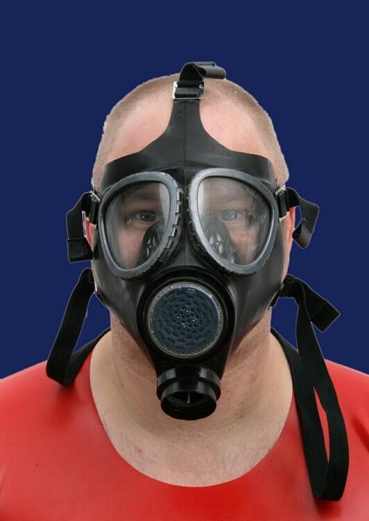 【GasMask】Bulgarian Gas Mask PG-1[Black][M]
