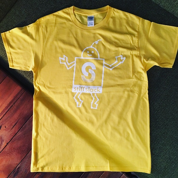 STIFFSLACK / SSくん Tシャツ