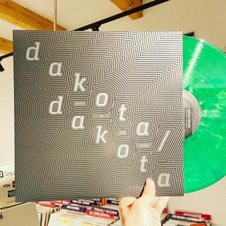 DAKOTA/DAKOTA / Shoot In The Dark+ LP(GREEN)+MP3