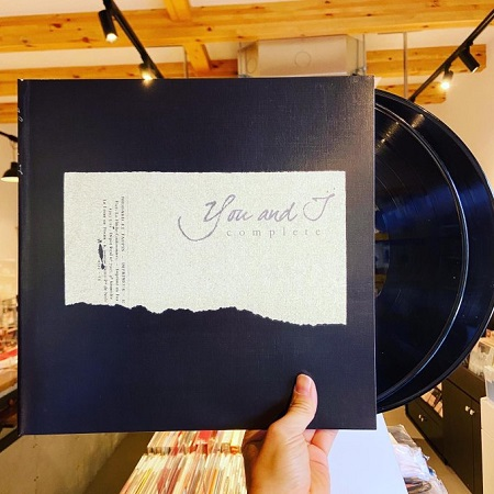 YOU AND I / Complete  2xLP