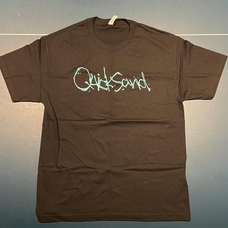 QUICKSAND / Revlation 18 T-SHIRTS (BLACK)
