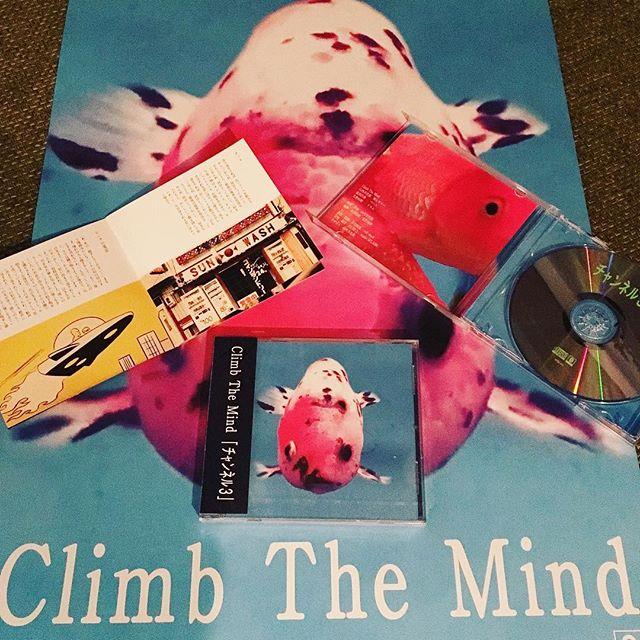 CLIMB THE MIND / チャンネル3 CD