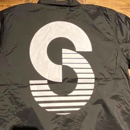 STIFFSLACK / SS Logo Coach Jacket