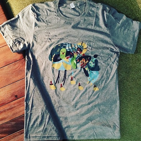TTNG / Disappointment Island  T-SHIRTS