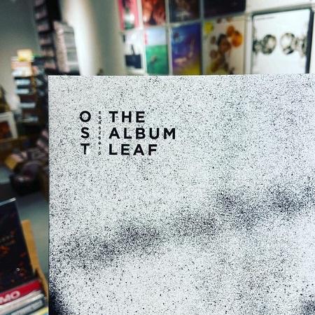 THE ALBUM LEAF / OST  LP(SPLATTER)
