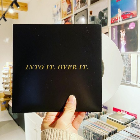 INTO IT. OVER IT. / Standatds B-sides  7""