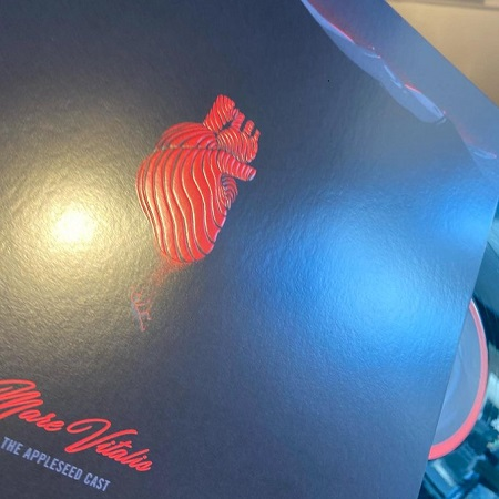 THE APPLESEED CAST / Mare Vitalis  2xLP