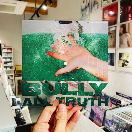 BULLY / Sugaregg  LP(BLUE)+FLEXI