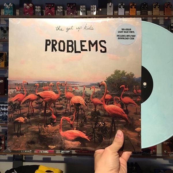 THE GET UP KIDS / Problems  LP(BLUE)+MP3