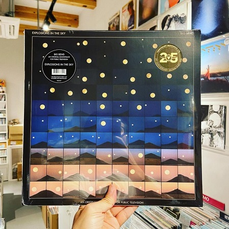 EXPLOSIONS IN THE SKY / Big Bend (An Original Soundtrack for Public Television)  2xLP+MP3