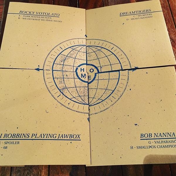 """VA / Planet Home Series vol. 2   4x7""""+CD"""