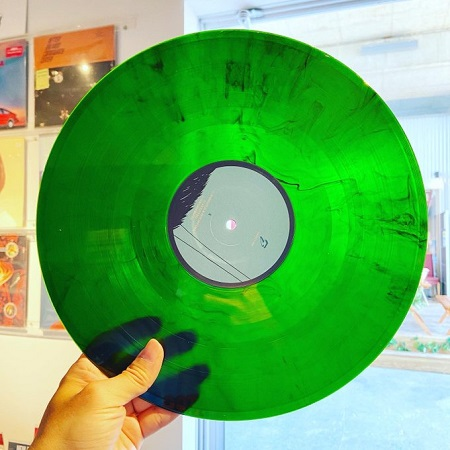 THE APPLESEED CAST / The End Of The Ring Wars  2xLP(GREEN)