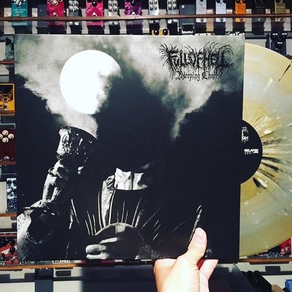 FULL OF HELL / Weeping Choir  LP+MP3