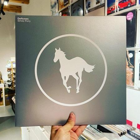 DEFTONES / White Pony (20th Anniversary)  4xLP+BOOK