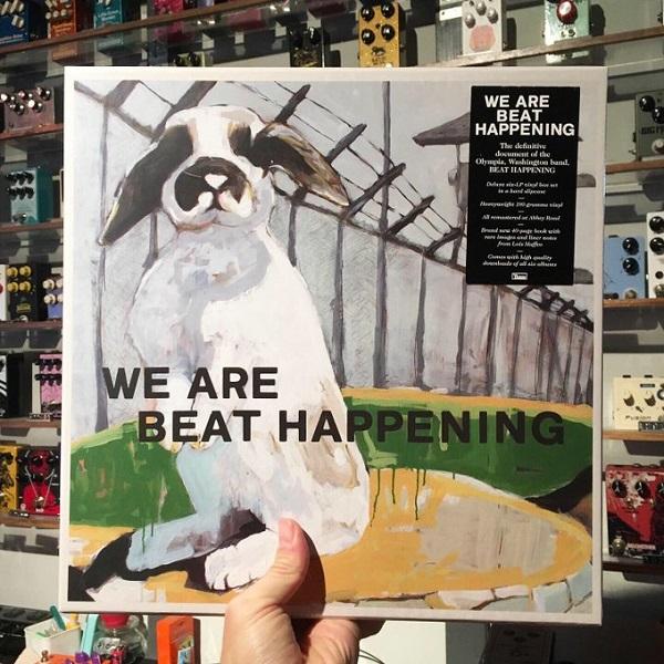 BEAT HAPPENING /  We Are Beat Happening  7xLP+MP3
