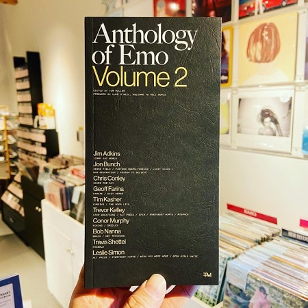 Tom Mullen / - Anthology of Emo - Volume Two  BOOK