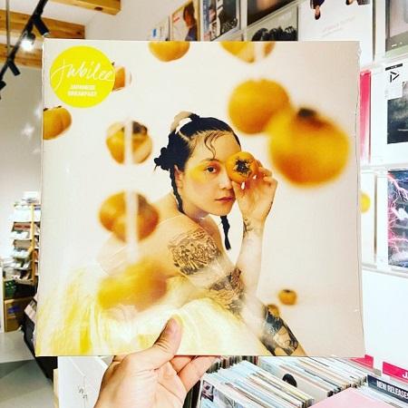 JAPANESE BREAKFAST / Jubilee  LP