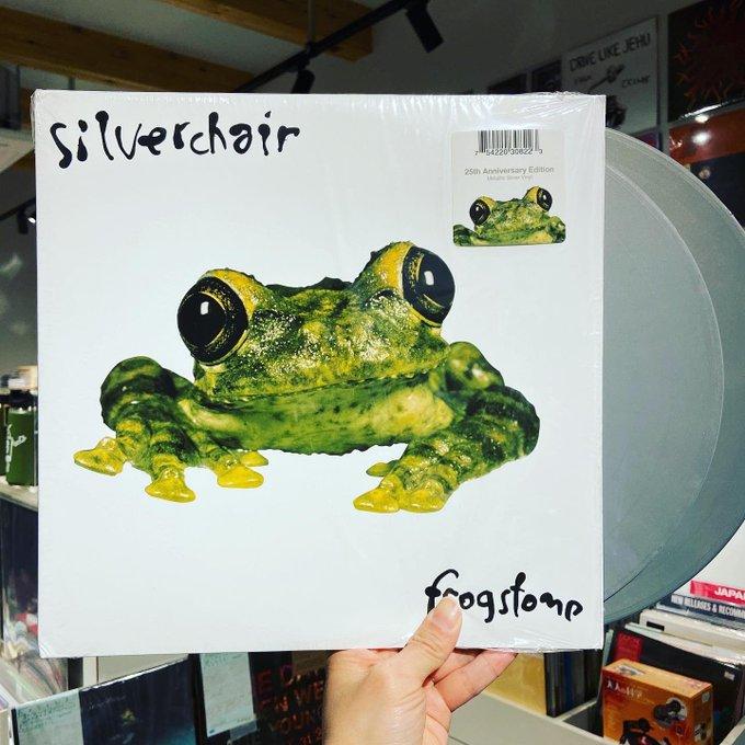 SILVERCHAIR / Frogstomp  2xLP(SILVER)