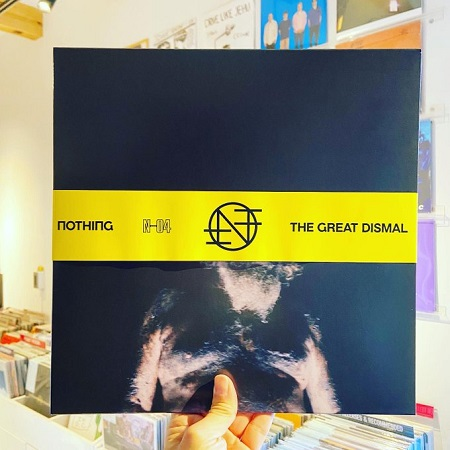 NOTHING / The Great Dismal  LP(SPLATTER)+MP3