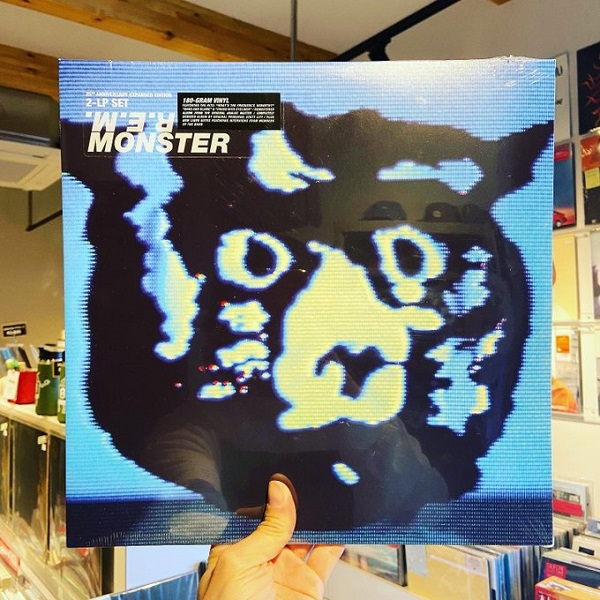 REM / Monster  (25th Anniversary Deluxe Edition)  2xLP