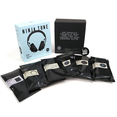 NINJA TUNE / TMA-2 Ninja Tune Edition ヘッドフォン