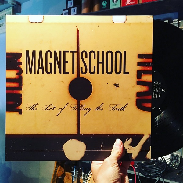 MAGNET SCHOOL / The Art of Telling the Truth LP+MP3