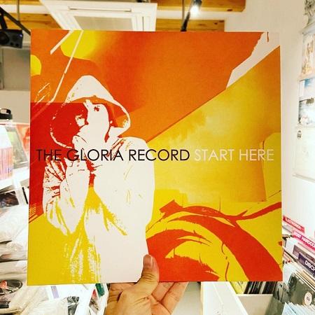THE GLORIA RECORD / Start Here  2xLP+MP3