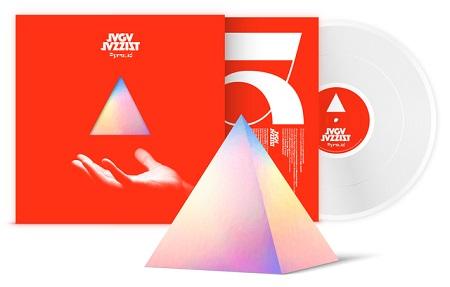 JAGA JAZZIST / Pyramid  LP(CLEAR)+MP3