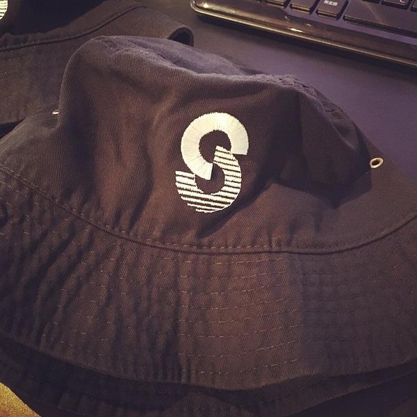 STIFFSLACK / SS Logo HAT (BLACK)