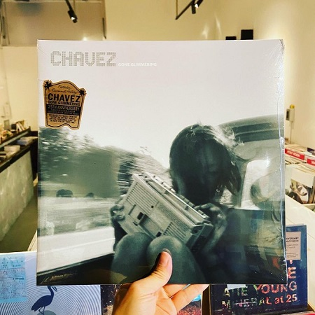 CHAVEZ / Gone Glimmering (Expanded) 2xLP+MP3