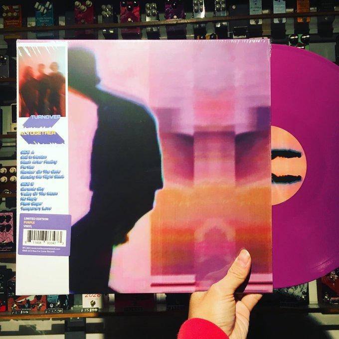 TURNOVER / Altogether  LP+MP3