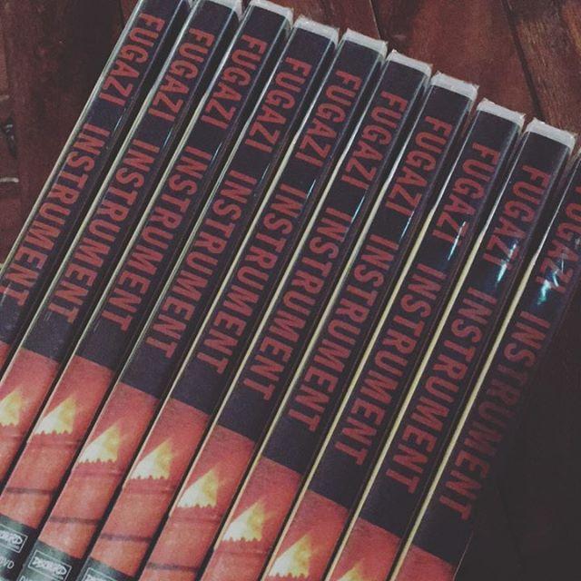FUGAZI / Instrument DVD