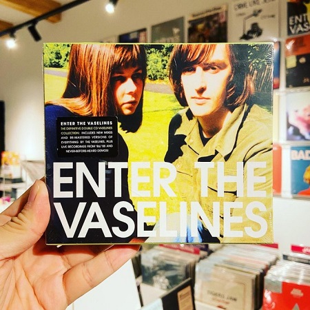 THE VASELINES / Enter The Vaselines  2xCD