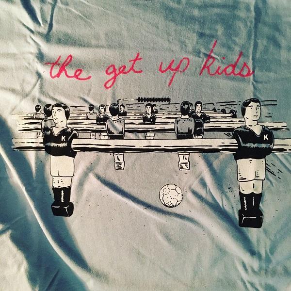 THE GET UP KIDS / Kicker  T-Shirts