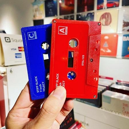 VA / STIFFSLACK 7inch Select 2xCASSETTE+MP3