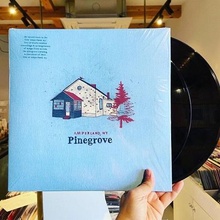 PINEGROVE / Amperland, NY  2xLP