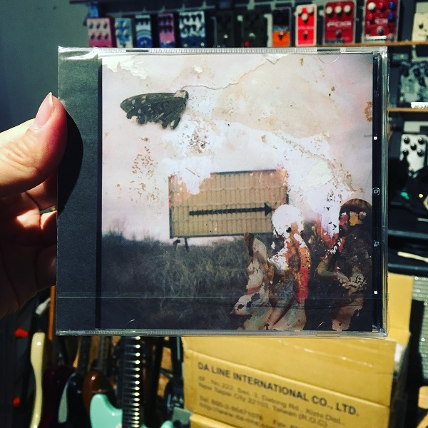 LIFTED BELLS / Minor Tantrums  CD+T-shirts  Bundle (GRAY)