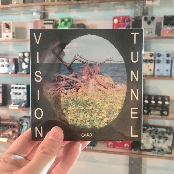 CARD / Tunnel Vison  CD