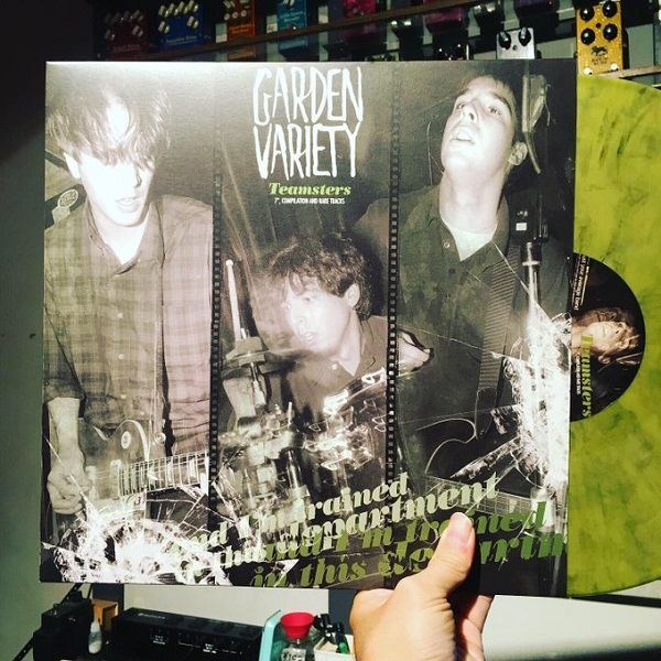 GARDEN VARIETY / The Complete Discography 1991-1996 3xLP+MP3