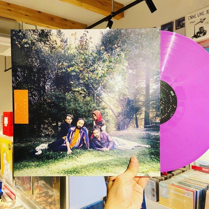 BIG THIEF / UFOF LP(PURPLE)+MP3