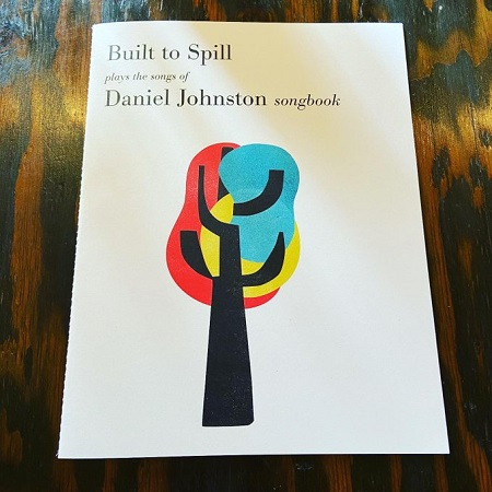 BUILT TO SPILL / Built To Spill Plays The Songs Of Daniel Johnston  LP(YELLOW)+MP3