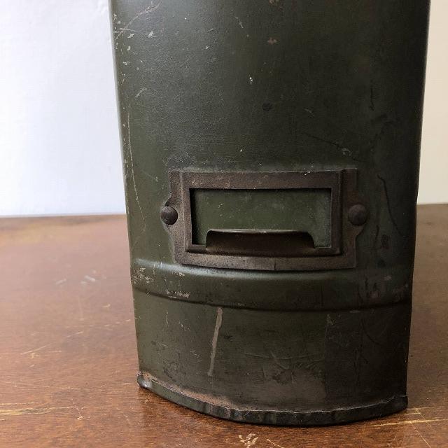 Vintage Steel File Box_CAPITOL