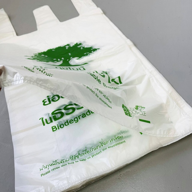Plastic Shopping Bag_D