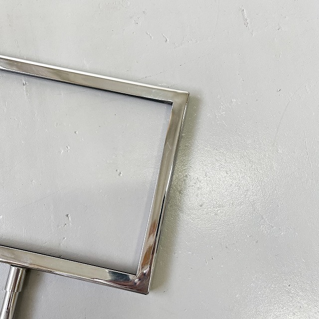 Stainless Price Stand