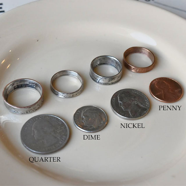 USA Coin Ring_DIME