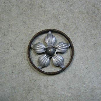 Circle & Flower 03