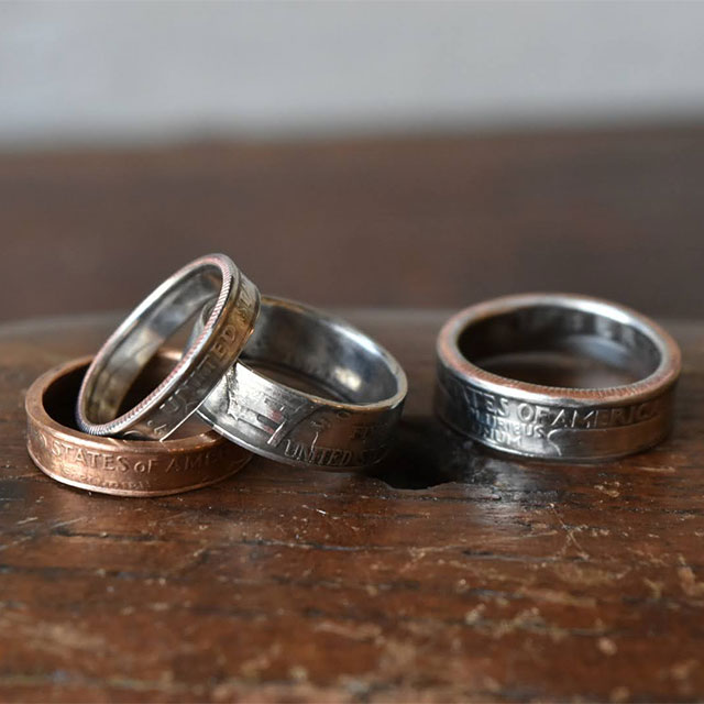 USA Coin Ring_PENNY
