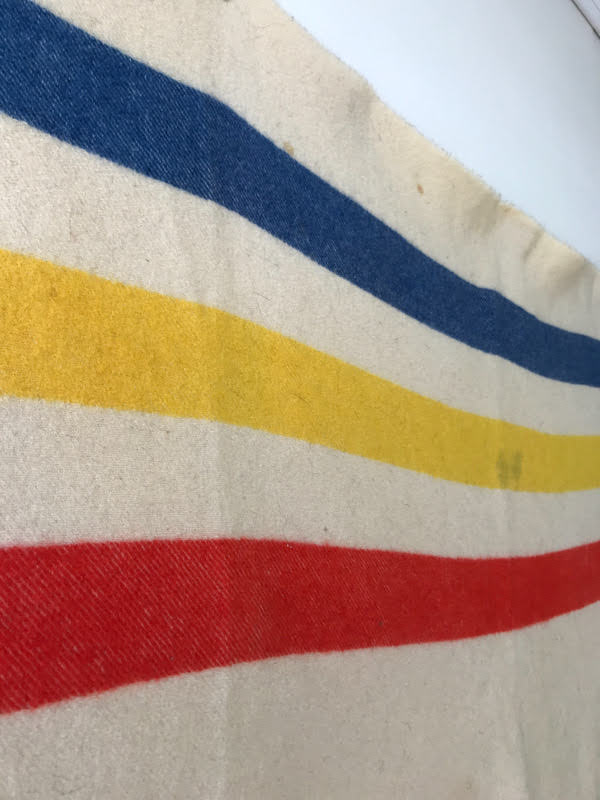 ORRLASKAN  Vintage Blanket