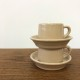 Tepco Cup & Saucer